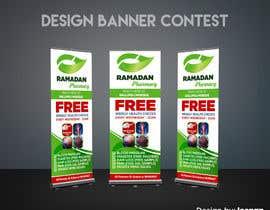 Nro 47 kilpailuun Design a Banner: Weekly health check banner käyttäjältä joengn
