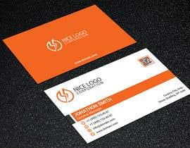 Nro 80 kilpailuun creative business cards käyttäjältä kushum7070