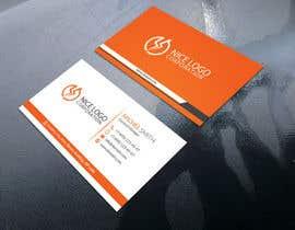 Nro 65 kilpailuun creative business cards käyttäjältä kulsum7277