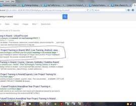 Nro 2 kilpailuun Get Traffic to my Website käyttäjältä cptarun
