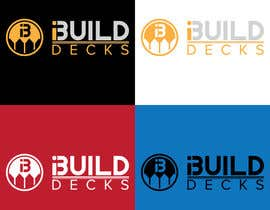 McKnightGraphics tarafından Design a Logo for DECK and FENCE Company [iBuildDecks] için no 90