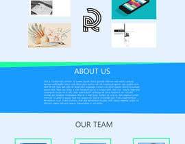 Nro 18 kilpailuun Design a Website Mockup käyttäjältä marvin97