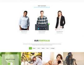 Nro 9 kilpailuun Design a Website Mockup käyttäjältä mdmirazbd2015