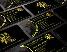 #7 para Business card  and Banner of e-mail por BlackFlame10