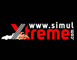 #29 untuk Create a logo and website design for www.simulxtreme.com oleh creativdiz