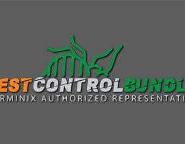 Nro 28 kilpailuun Design a Logo for Pest Control site käyttäjältä sousspub