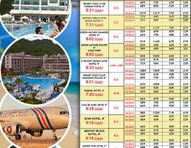 abdothedark tarafından Design a Flyer for travel agency için no 17