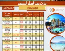 Mohamedsaa3d tarafından Design a Flyer for travel agency için no 15