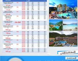 #26 for Design a Flyer for travel agency by Mohamedsaa3d