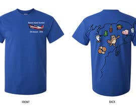 MartinM7 tarafından Design a T-Shirt için no 6