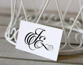 Nro 156 kilpailuun Create Monogram / Wedding logo käyttäjältä Pibbles
