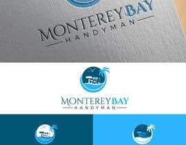 graphiclip tarafından Logo for Monterey Bay Handyman için no 43