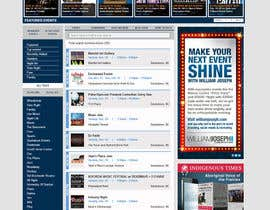 nº 12 pour Update Website Design par mhc83