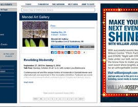 nº 10 pour Update Website Design par abhij33td3sai