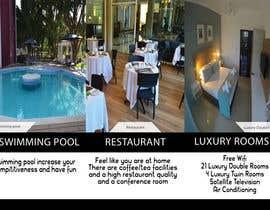 #10 for Design a Brochure for elegant Hotel by Mohamedbellak