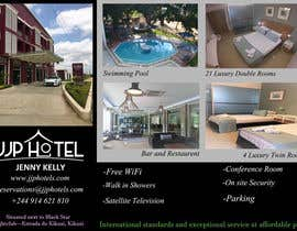 Nro 11 kilpailuun Design a Brochure for elegant Hotel käyttäjältä anand11695