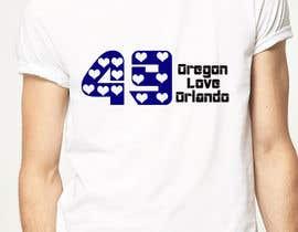 Nro 20 kilpailuun SUPPORT the victims of Orlando - tight deadline käyttäjältä MrIfi