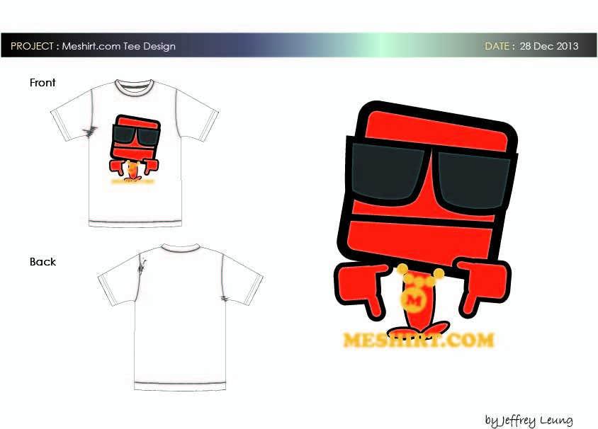 #55 for Design a Logo for T Shirt Website by jeffreylck