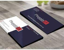 nº 27 pour Design some Business Cards for a business consultant par jogiraj