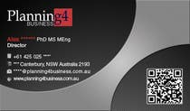 Graphic Design Entri Peraduan #47 for Design some Business Cards for a business consultant