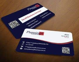 nº 28 pour Design some Business Cards for a business consultant par mamun313