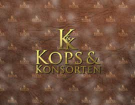 #32 cho Redesign eines Logos, Monogram, Pattern and button for Kops & Konsorten bởi AbidAliSayyed
