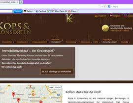 #38 cho Redesign eines Logos, Monogram, Pattern and button for Kops & Konsorten bởi AbidAliSayyed