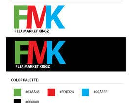 #3 for Design a Logo for Flea Market Kingz af sdgun