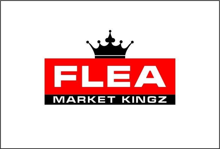 Bài tham dự cuộc thi #59 cho Design a Logo for Flea Market Kingz