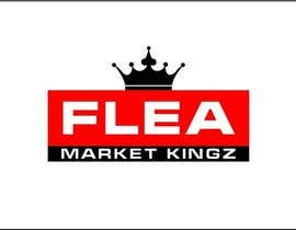 #59 for Design a Logo for Flea Market Kingz af designart65