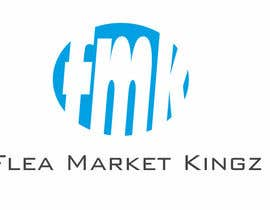 #15 for Design a Logo for Flea Market Kingz af kropekk