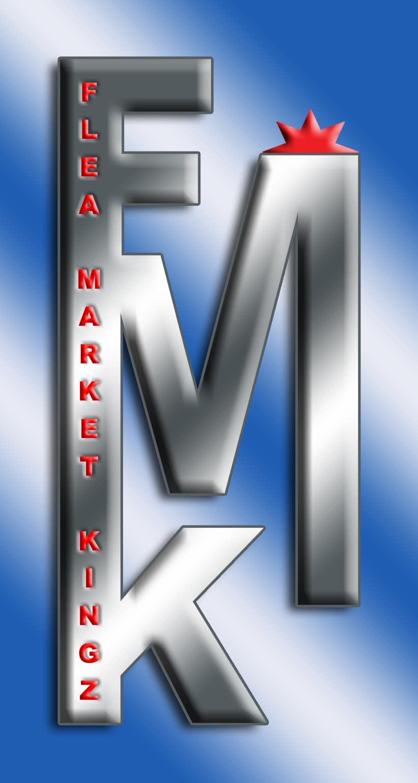 Bài tham dự cuộc thi #50 cho Design a Logo for Flea Market Kingz