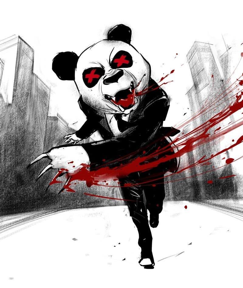 Konkurrenceindlæg #                                        87                                      for                                         Panda Concept Art and Character Design