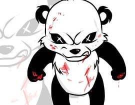 #45 for Panda Concept Art and Character Design by gwendyhollanes