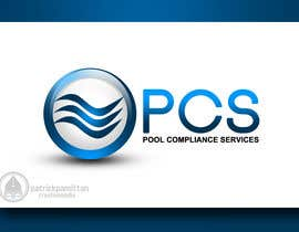 #128 for Logo Design for Pool Compliance Services  (PCS) by patrickpamittan