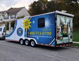 #15 for Design A 3 Side Trailer Wrap for Mobile Pet and Family Photography by spenky