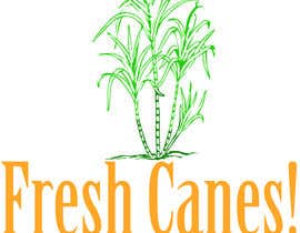 #6 para Design a Logo for Fresh Canes! por AMreso