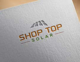 #180 for Design a Logo for Shop Top Solar by NFGraphics