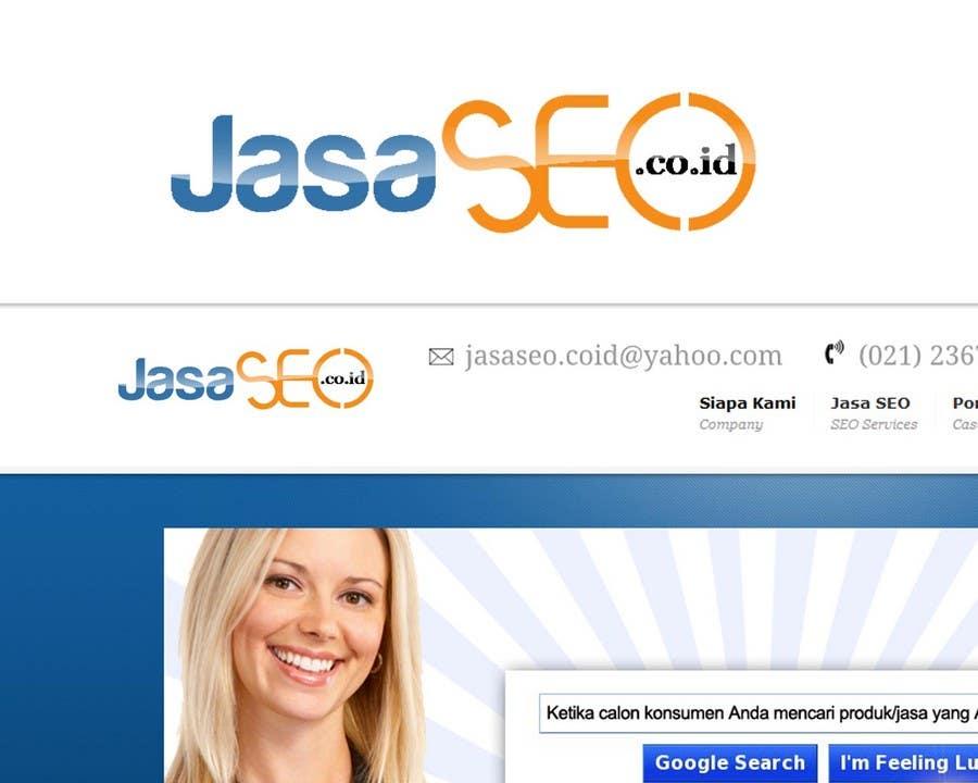 Bài tham dự cuộc thi #                                        86                                      cho                                         Graphic Design for JasaSEO.co.id