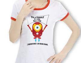 Najam1981 tarafından Design a T-Shirt için no 16