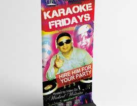 prefetchhabib tarafından Design my artwork for a dj/karaoke banner için no 31