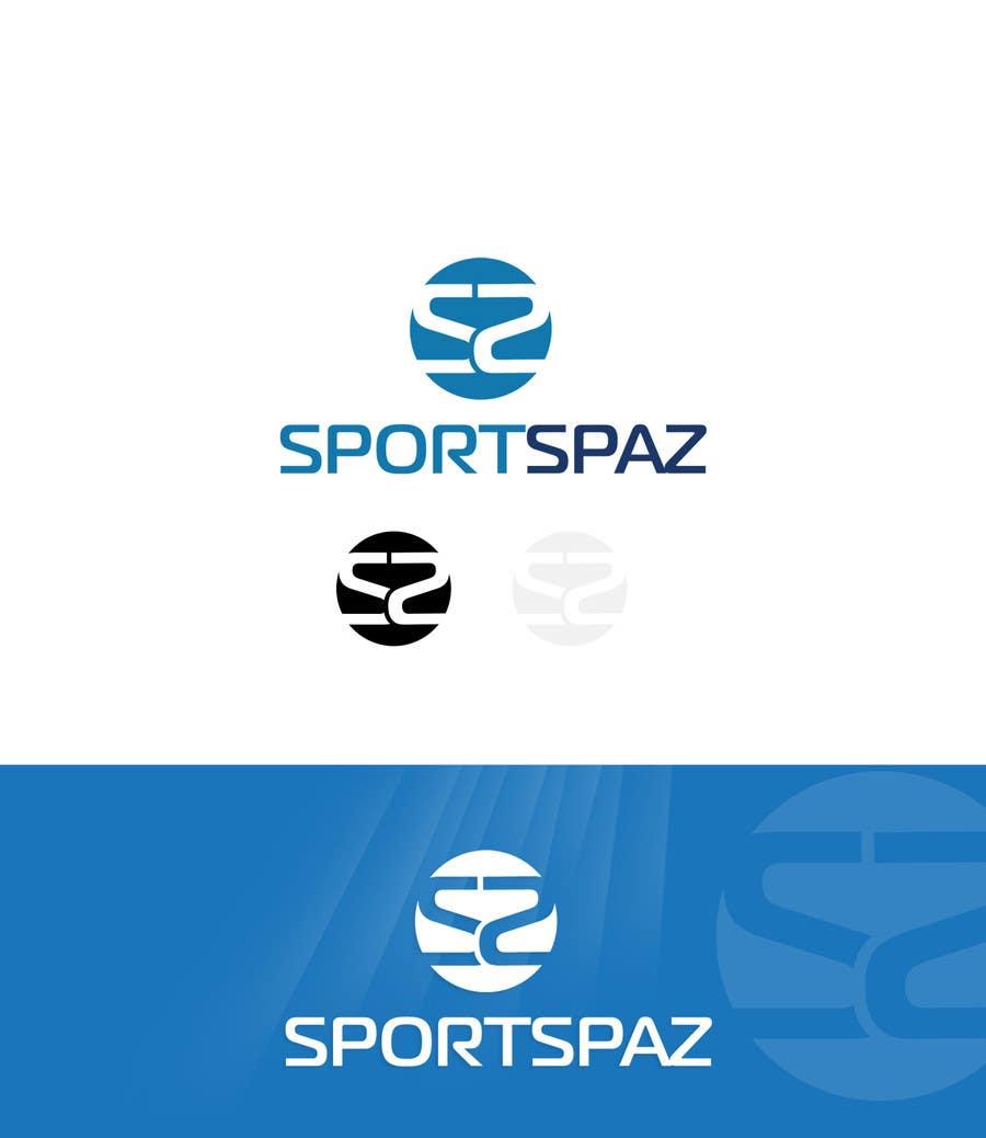 #65 for Design a Logo for SportSpaz by manuel0827