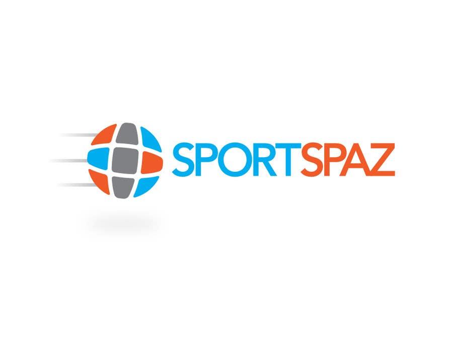 #62 for Design a Logo for SportSpaz by carlosbatt