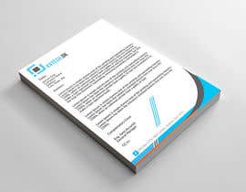 #12 for Logo and letterhead for A4 paper by ataur400