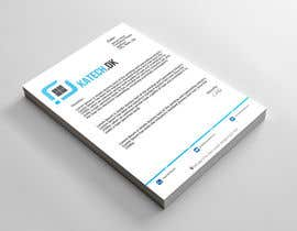#16 for Logo and letterhead for A4 paper by ataur400