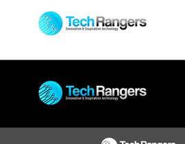 """#132 para Attractive logo for """"Tech Rangers"""" por mjuliakbar"""