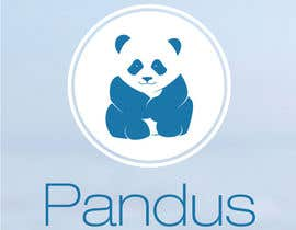 #19 para Design logo for private project with name Pandus por yurireno