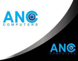 #84 for Design a Logo for ANC Computers by finetone
