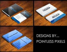 pointlesspixels tarafından Design a Business Card for our 3 Different Businesses için no 18