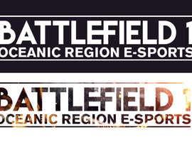 Nro 14 kilpailuun Battlefield Logo for youtube Channel käyttäjältä TheScylla